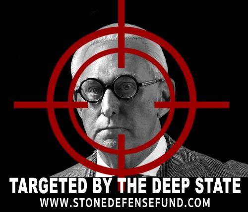Roger Stone: Deep State plans to remove POTUS Trump, VP Pence, to install Pelosi and Hillary in COUP